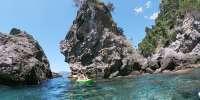 Escursione in kayak a Positano