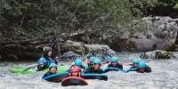 Hydrospeed Classic sul fiume Noce