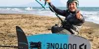Lezione privata di perfezionamento tecnico sul Kitesurf ad Anzio