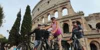 Mezza giornata in e-bike tra le meraviglie di Roma
