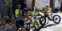 Pedalata cicloturistica in e-bike dal Mondolè alla Bisalta