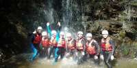 Rafting Experience sul fiume Lima nell'Appennino Toscano