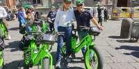 Tour di Napoli in e-bike fat con audioguida
