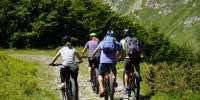 Tour panoramico in e-bike sulla Via Vandelli (MO)