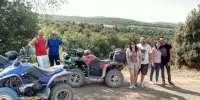 Tour di 1 ora in quad nella campagna senese