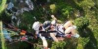 Volo tandem in parapendio a San Vito Lo Capo e provincia di Trapani